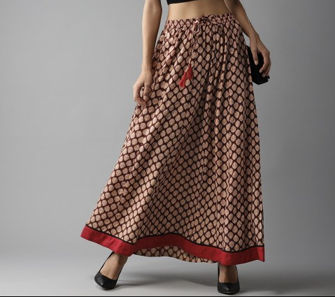 ethnic look skirt 2