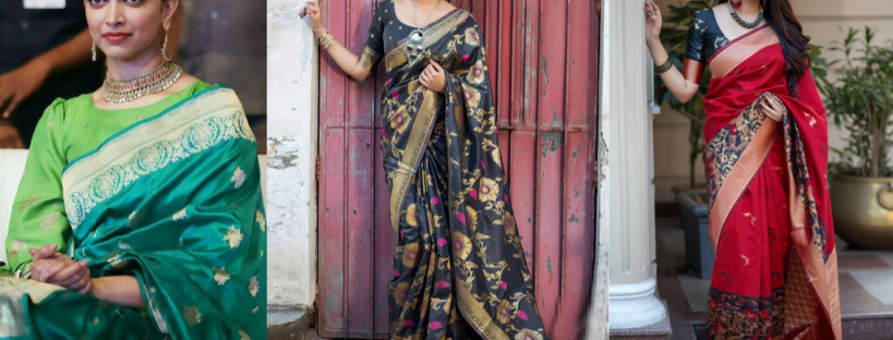 Festive Wear Saree Buying Guide