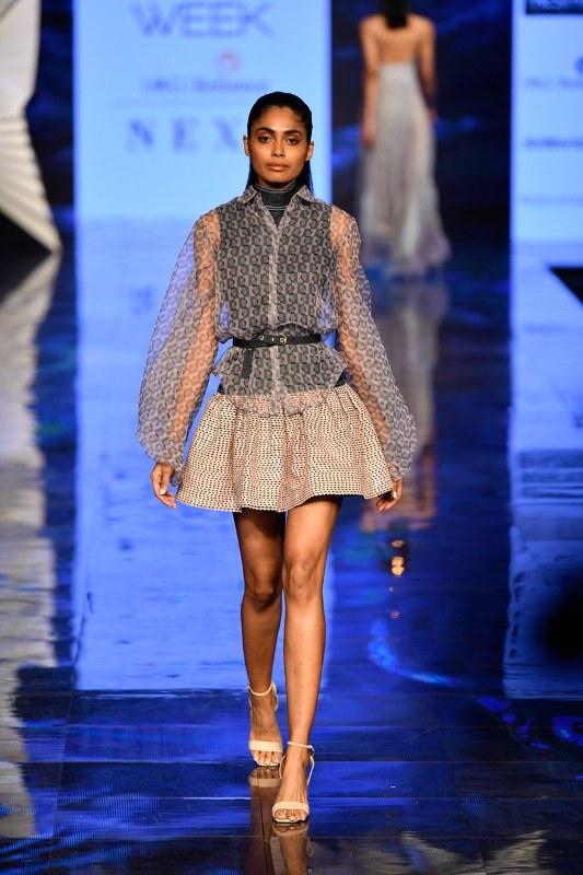 Lakme fashion week - Bishop sleeves