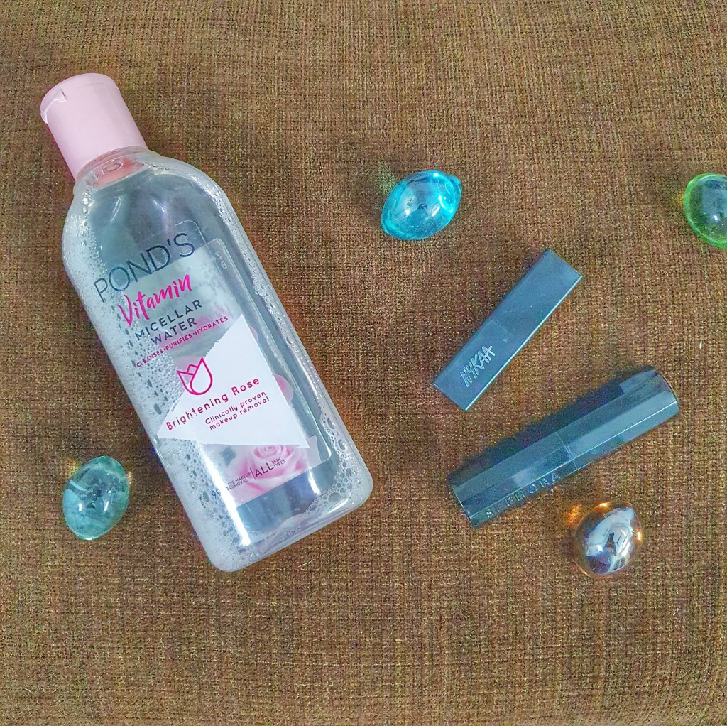 Review : Pond's Micellar Water